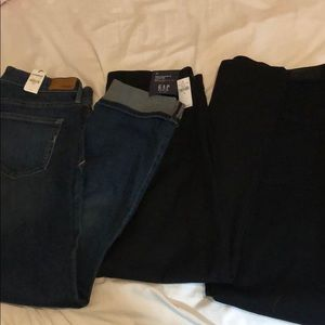 Lot of 3 express jeans